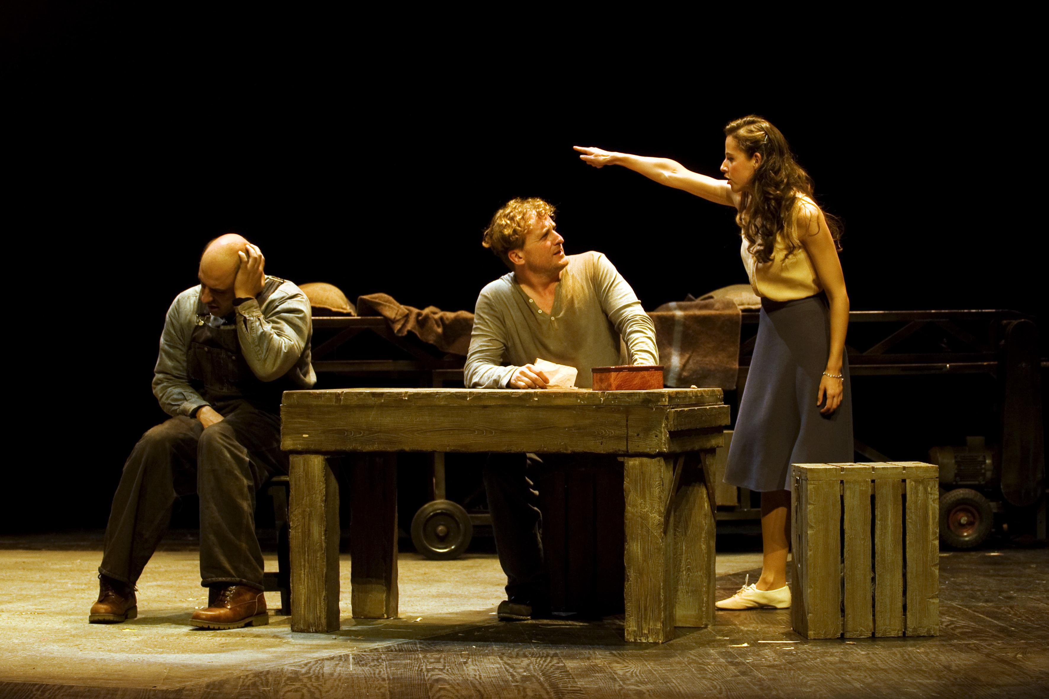 Teatrera blog de teatro en madrid y otros espect culos for La cocina obra de teatro